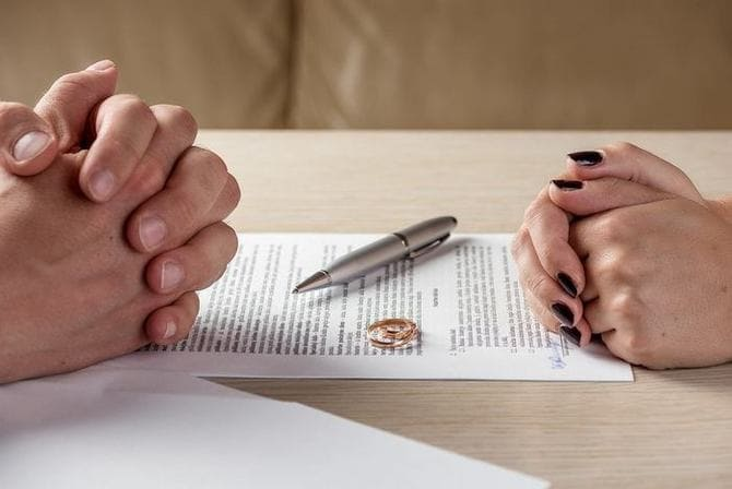 Брачный договор или договор о разделе имущества