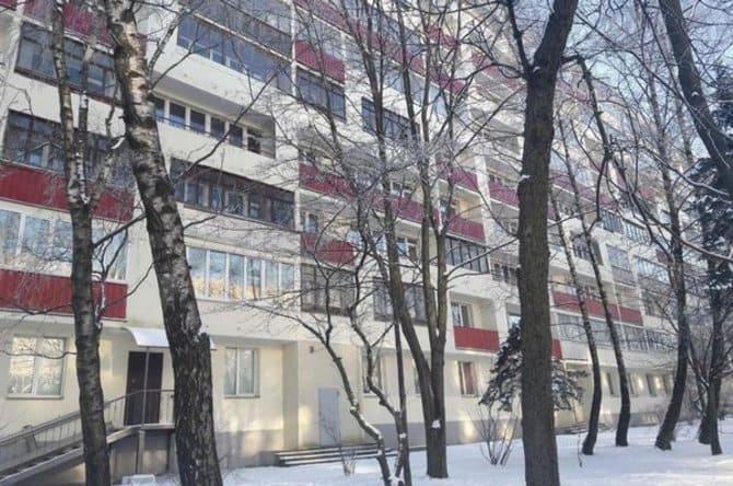 квартира с улучшенным проектом в Минске