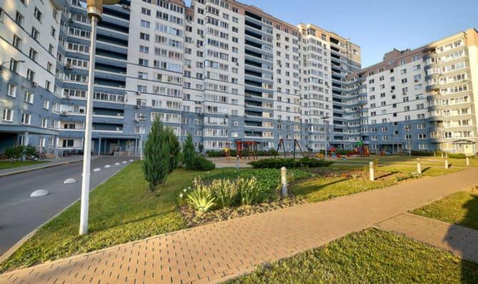 Современные квартиры в Минске