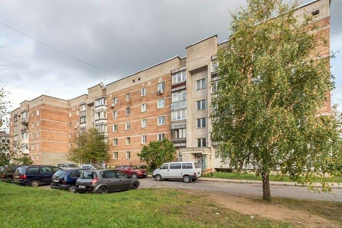 Продажа четырехкомнатной квартиры, Заславль, Микрорайон 2 м-н, дом 13, фото 11