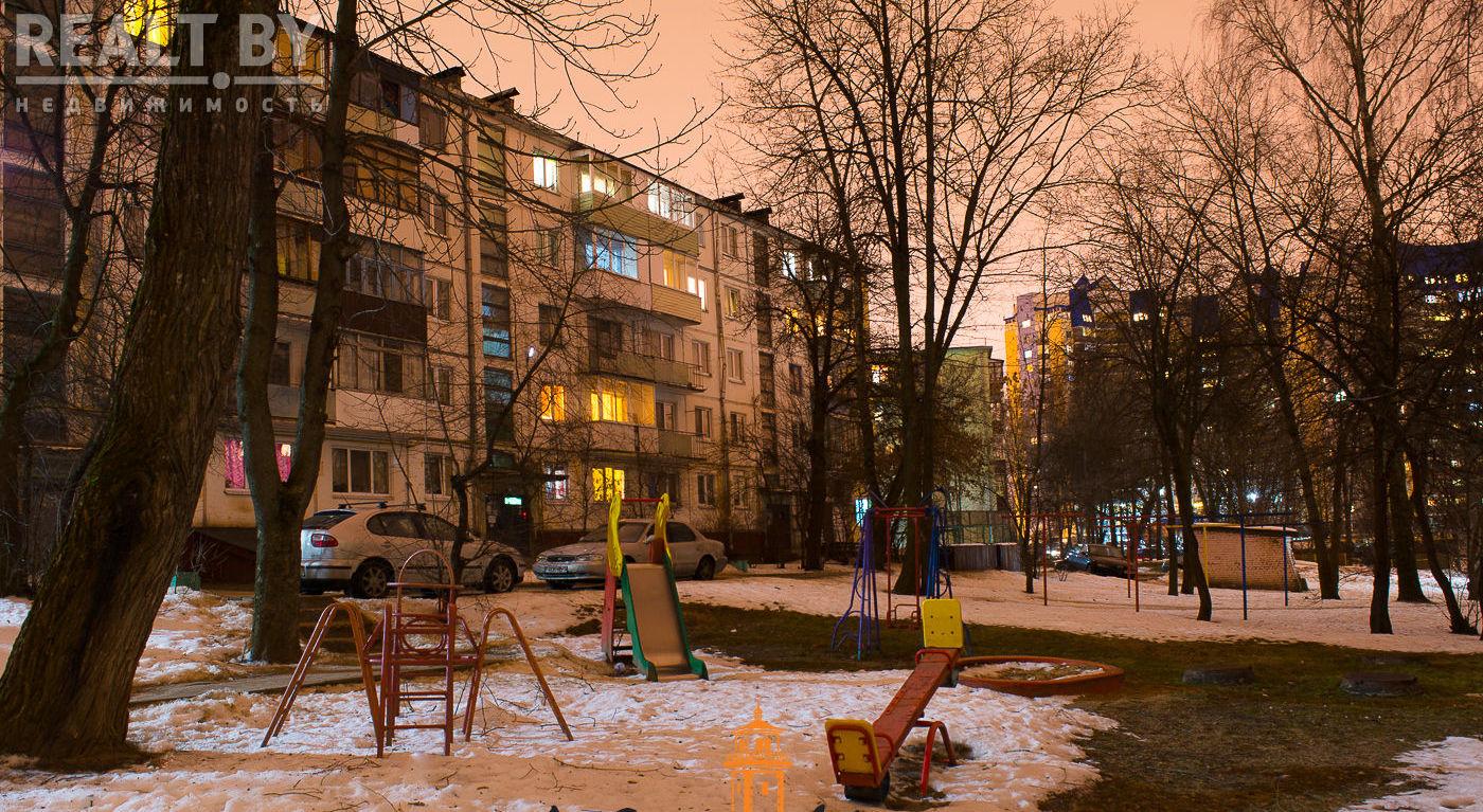 Продажа двухкомнатной квартиры, Минск, Одоевского ул., 35