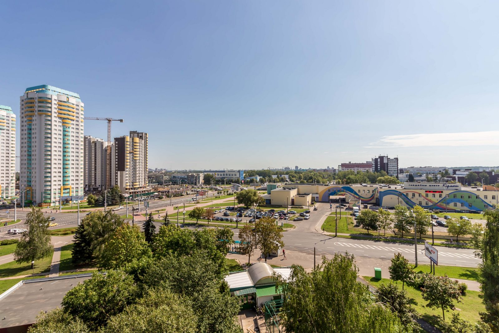 Продажа двухкомнатной квартиры, Минск, Голубева ул., 1 - фото 2
