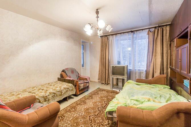 Продается двухкомнатная квартира Минск, Варвашени ул., дом 6/4 фото 2