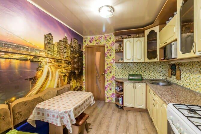 Продажа четырехкомнатной квартиры, Заславль, Микрорайон 2 м-н, дом 13, фото 2