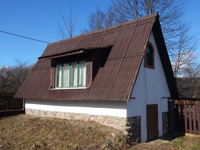 Продажа дома, Сморгонский район, на берегу озера деревня Подберезы - фото 5