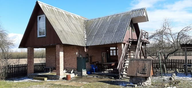 Продажа дома, Сморгонский район, на берегу озера деревня Подберезы - фото 6