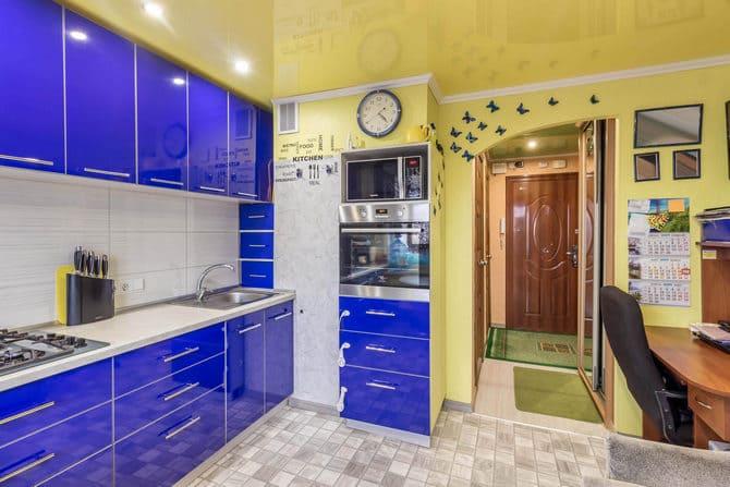 Продажа однокомнатной квартиры, Минск, Одинцова ул., 57 - фото 1