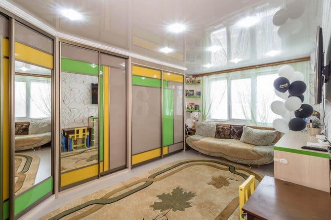 Продажа однокомнатной квартиры, Минск, Одинцова ул., 57 - фото 3
