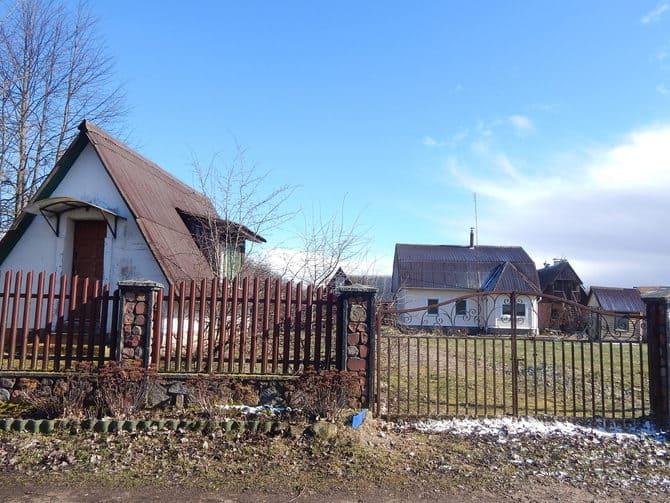Продажа дома, Сморгонский район, на берегу озера деревня Подберезы - фото 3