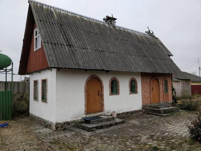 Продажа дома, Сморгонский район, на берегу озера деревня Подберезы - фото 4