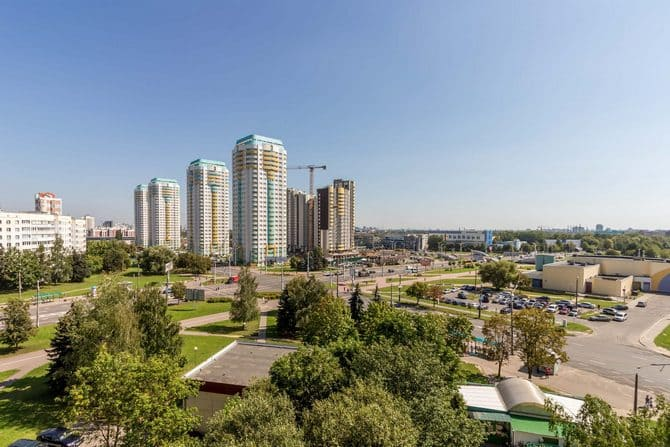 Продажа двухкомнатной квартиры, Минск, Голубева ул., 1 - фото 3