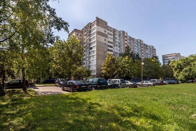 Продажа двухкомнатной квартиры, Минск, Голубева ул., 1 - фото 1