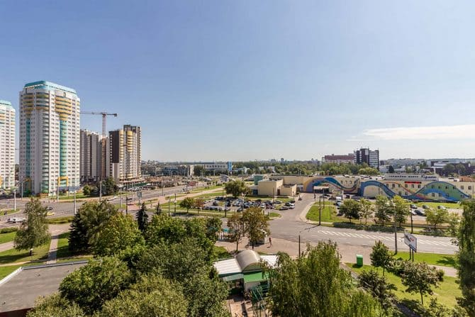 Продажа двухкомнатной квартиры, Минск, Голубева ул., 1