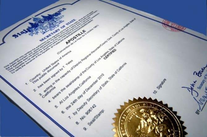 Виды легализации документов в сделках с недвижимостью в РБ
